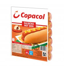 Salsicha Hot Dog 500g