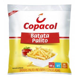 Batata Palito Pré-Frita Congelada 400g