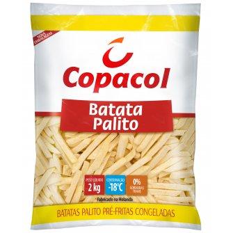 Batata Palito Pré-Frita Congelada 2 Kg