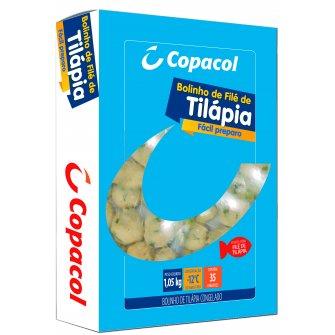 Bolinho de Filé de Tilápia 1,05Kg