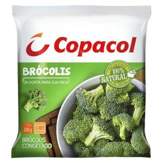 Brócolis Congelado 300g