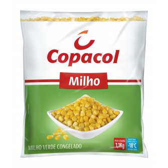 Milho Verde Congelado 1,1 kg