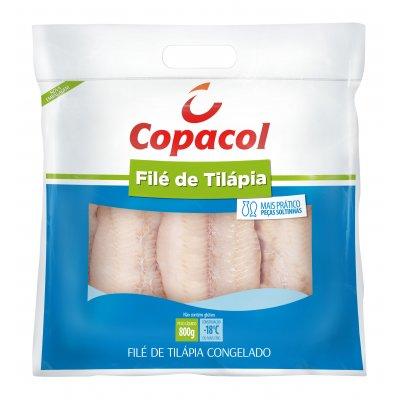 Filé de Tilápia Congelado 800 g