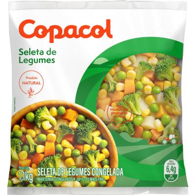 Seleta de Legumes Congelada 1,1 Kg