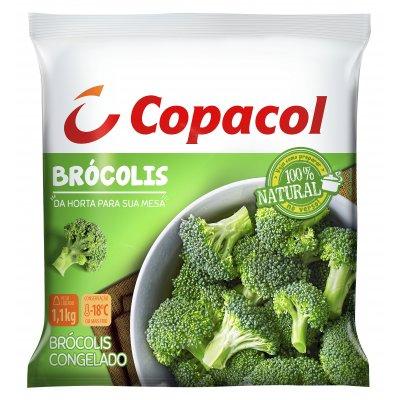 Brócolis Congelado 1,1 kg