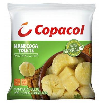 Mandioca Tolete Congelada 1,1 Kg